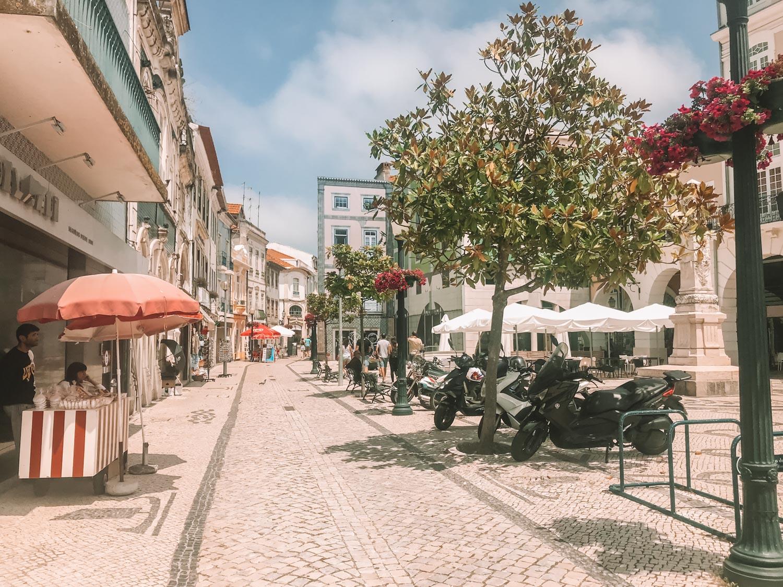 Shopping in Aveiro