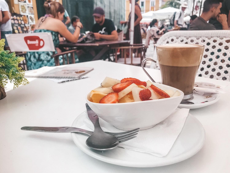 Fruit in Aveiro
