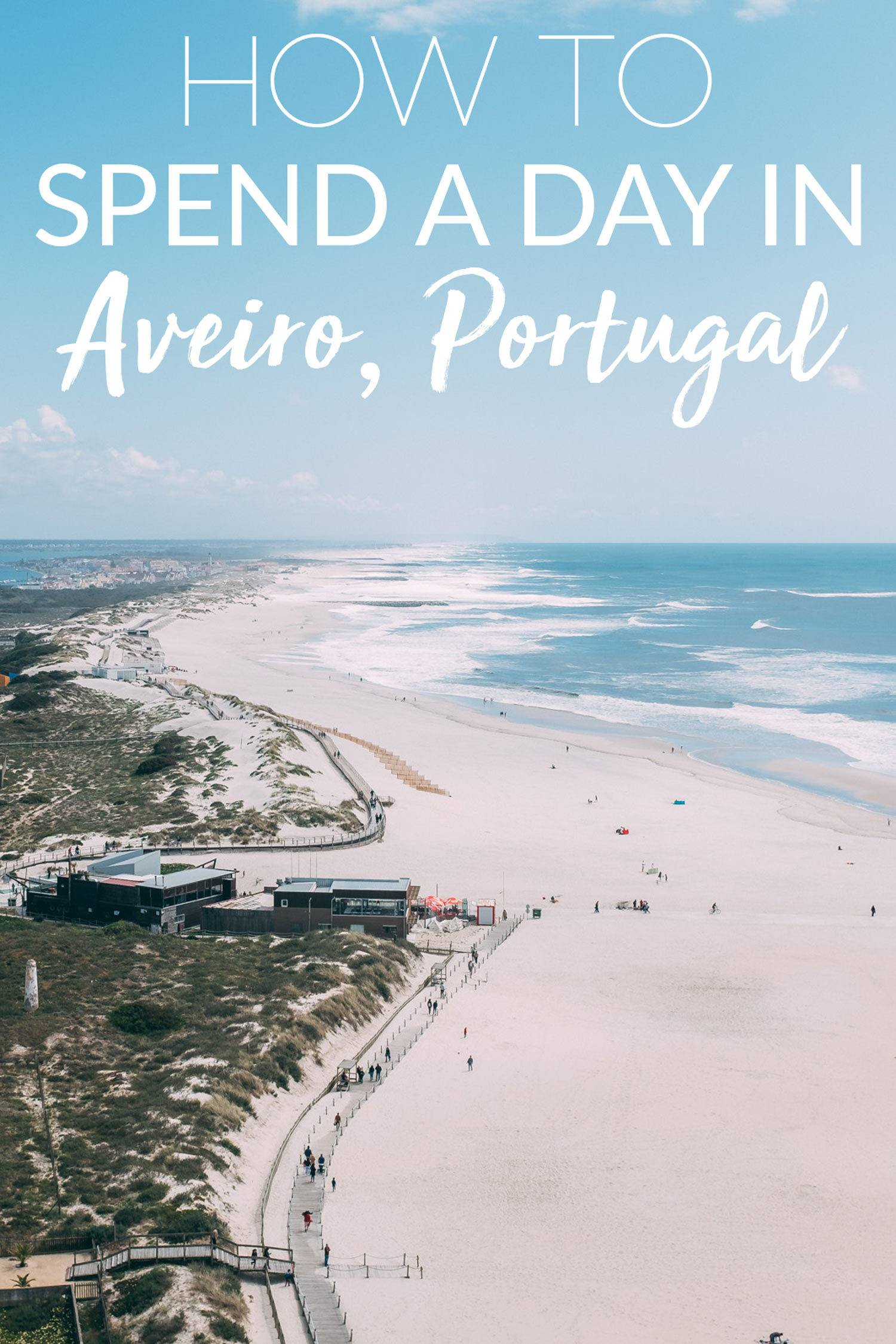 How to Spend a Day in Aveiro Portugal