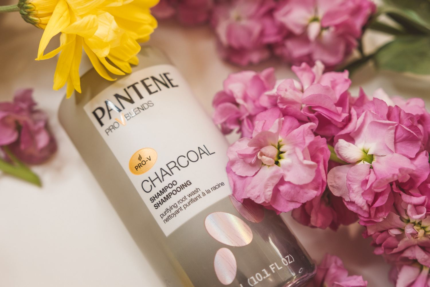 Pantene Charcoal Collection Review