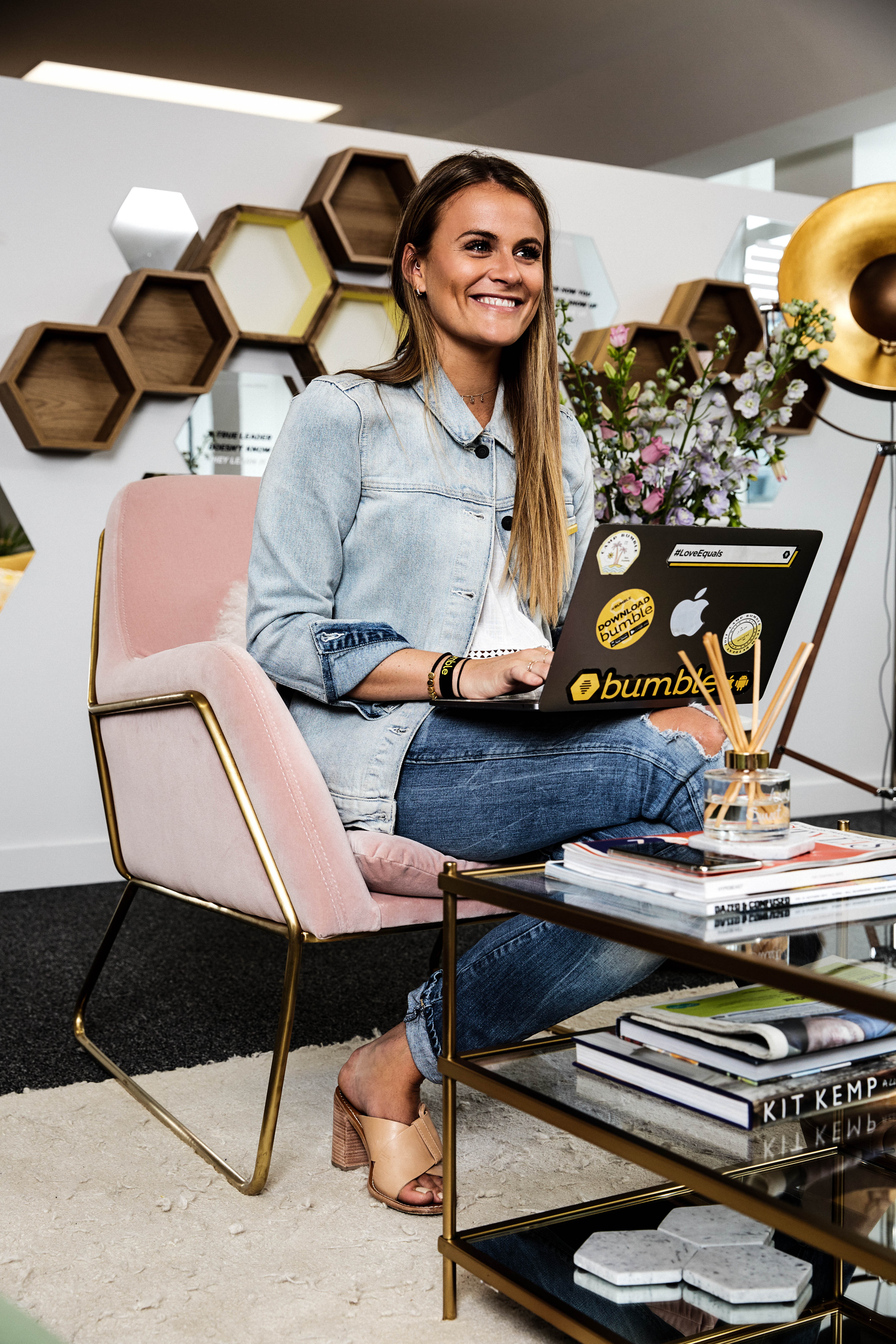 What's On My Desk? Louise Troen, VP of Marketing at Bumble
