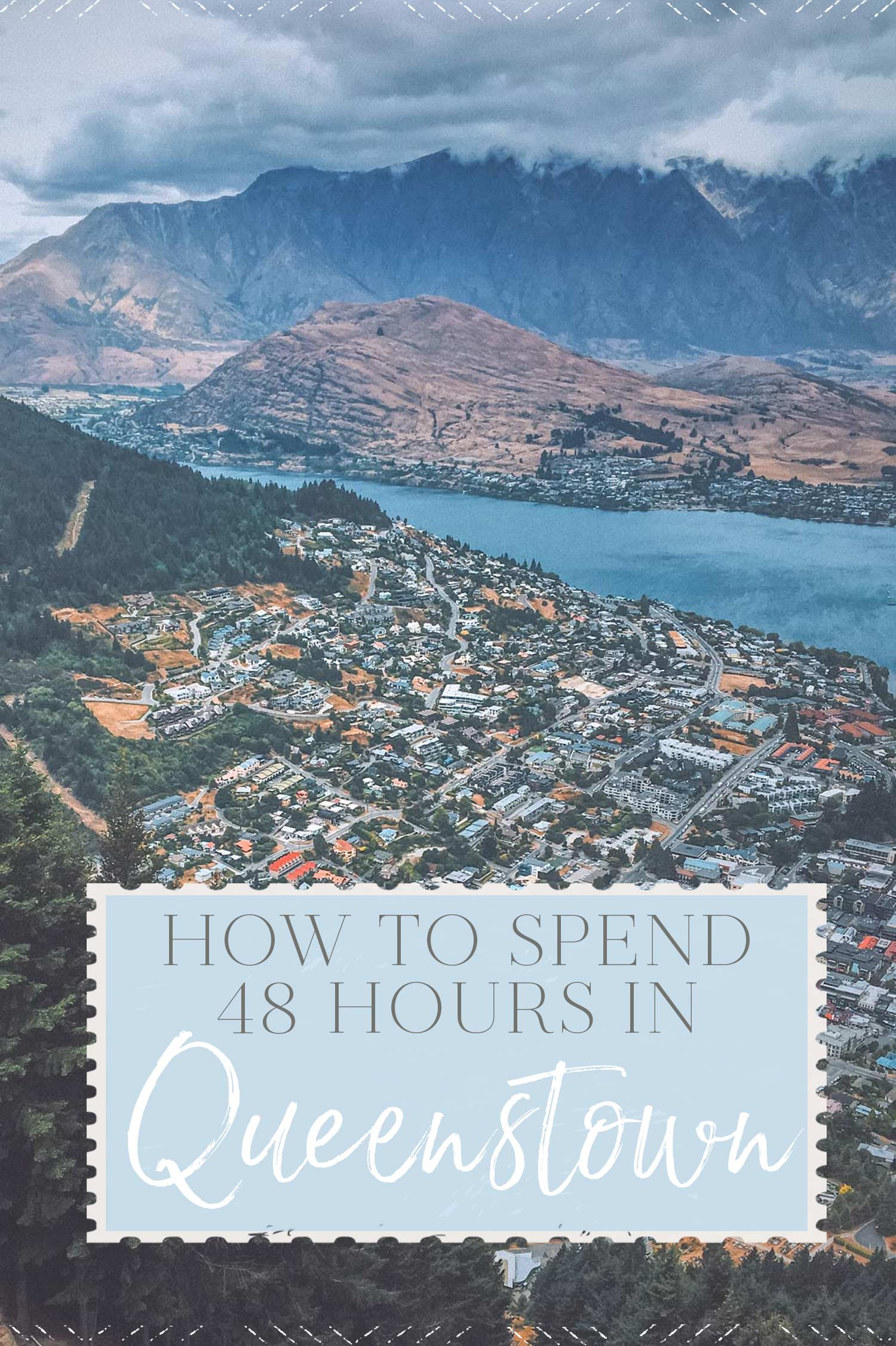 How to Spend 48 Hours in Queenstown