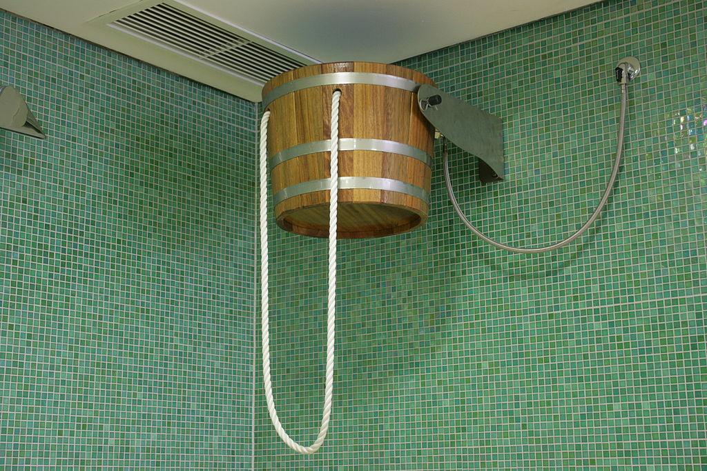 Bucket Shower