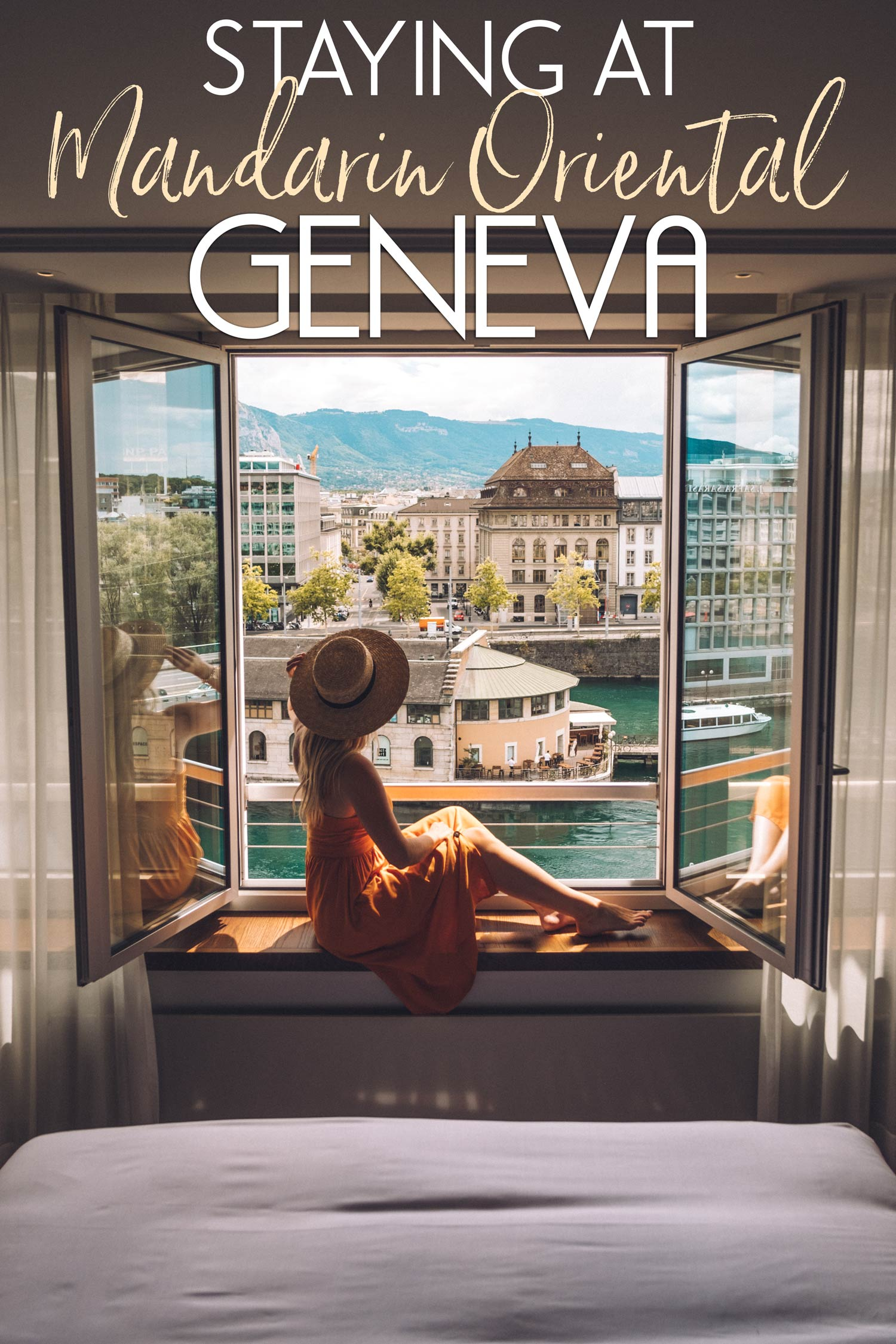 Staying at Mandarin Oriental Geneva