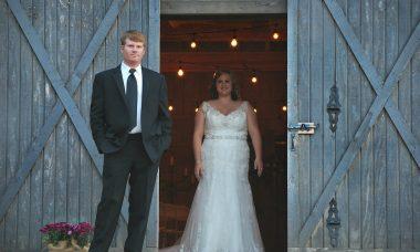 Barn-Themed Wedding