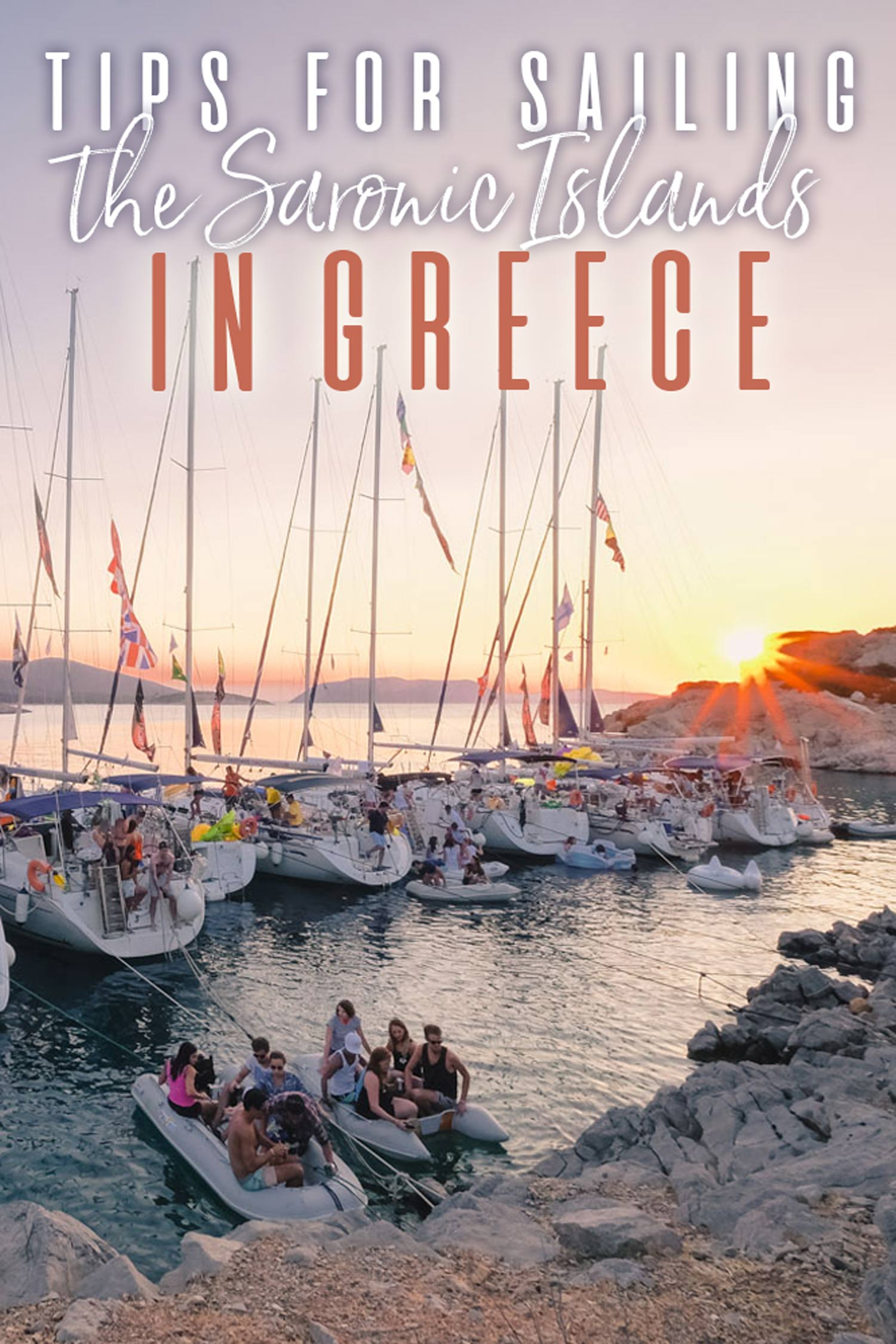 Top for Sailing The Saronic Islands in Greece