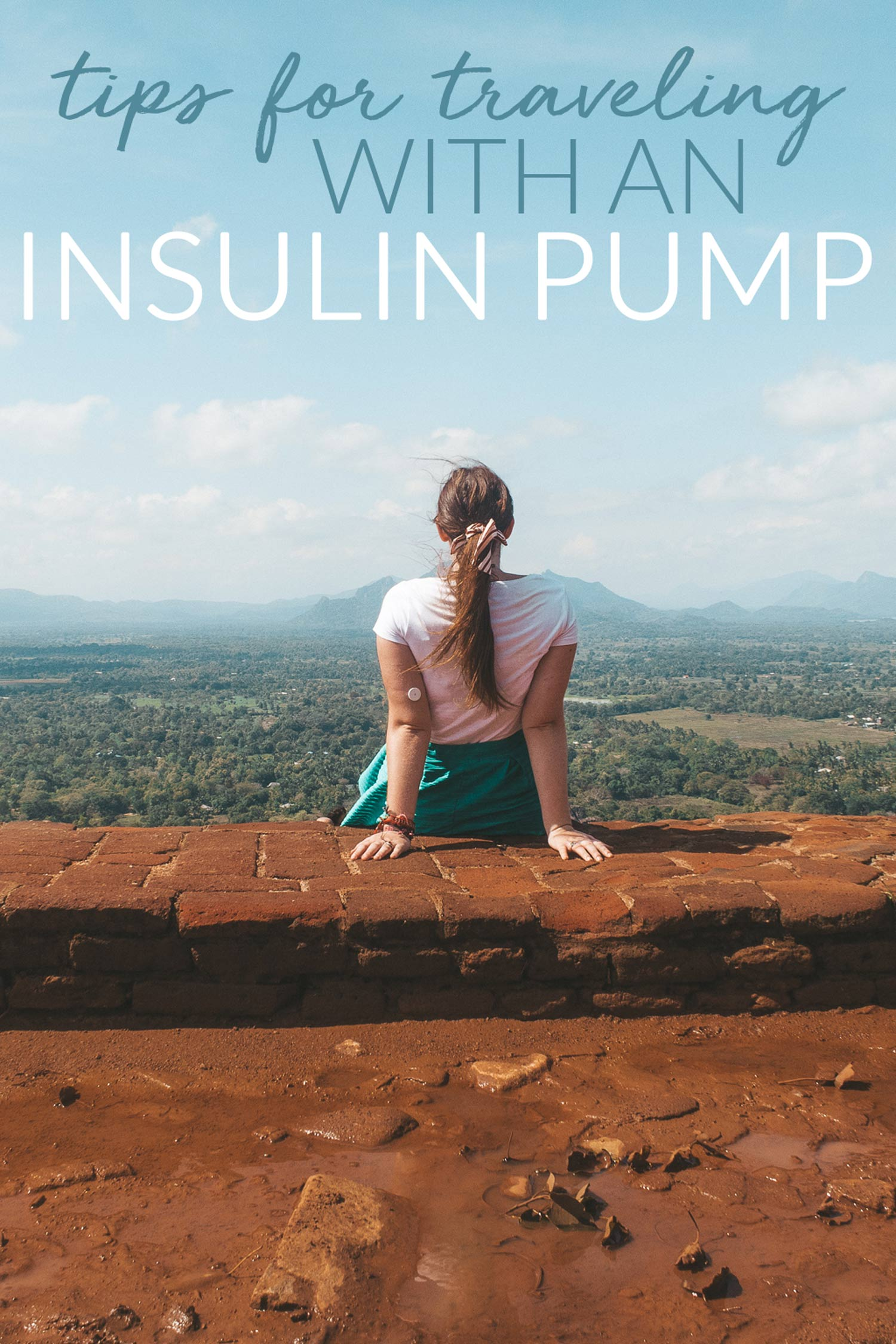 Tips for Traveling with an Insulin Pump