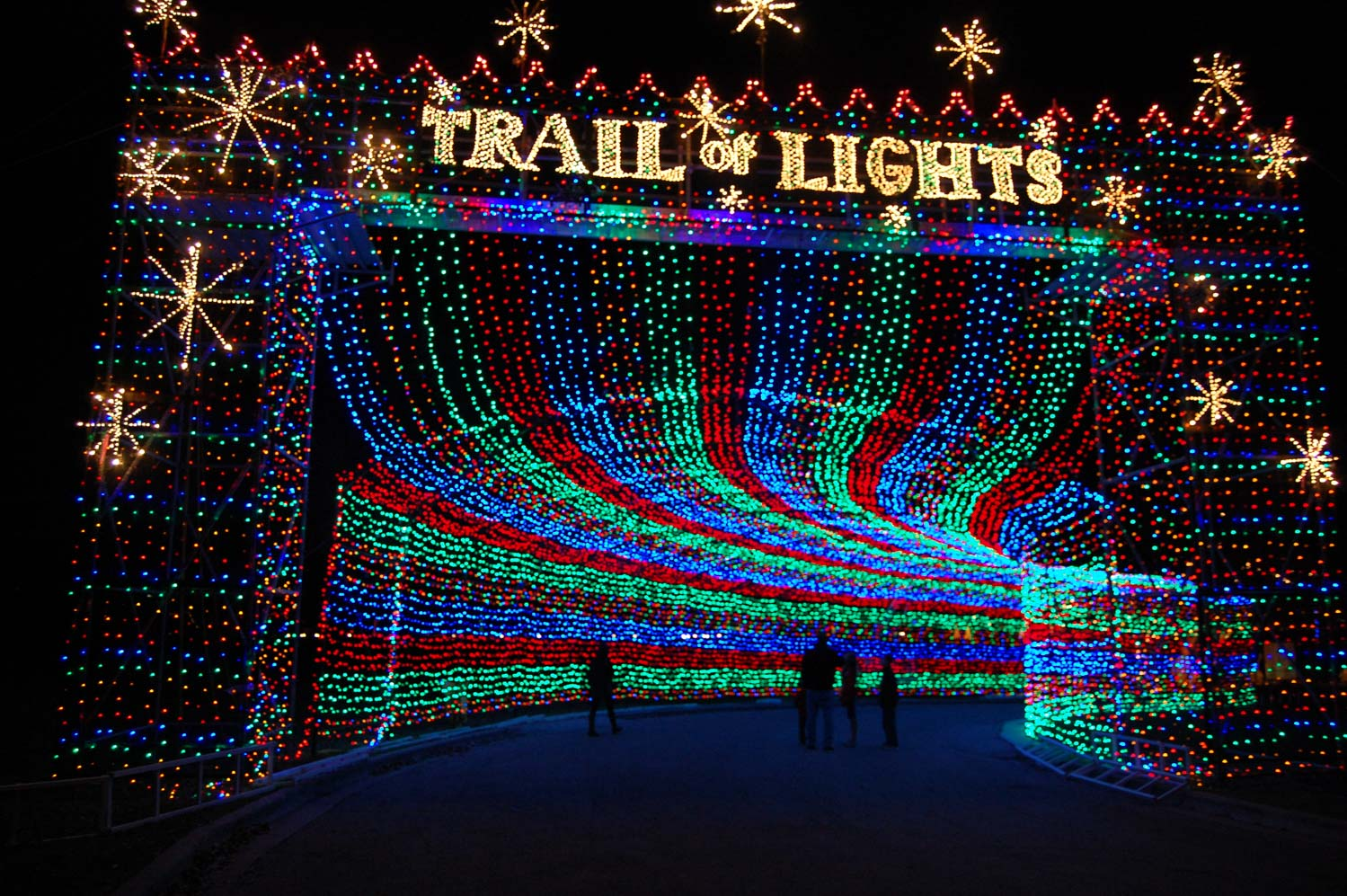 Trail of Lights, Austin