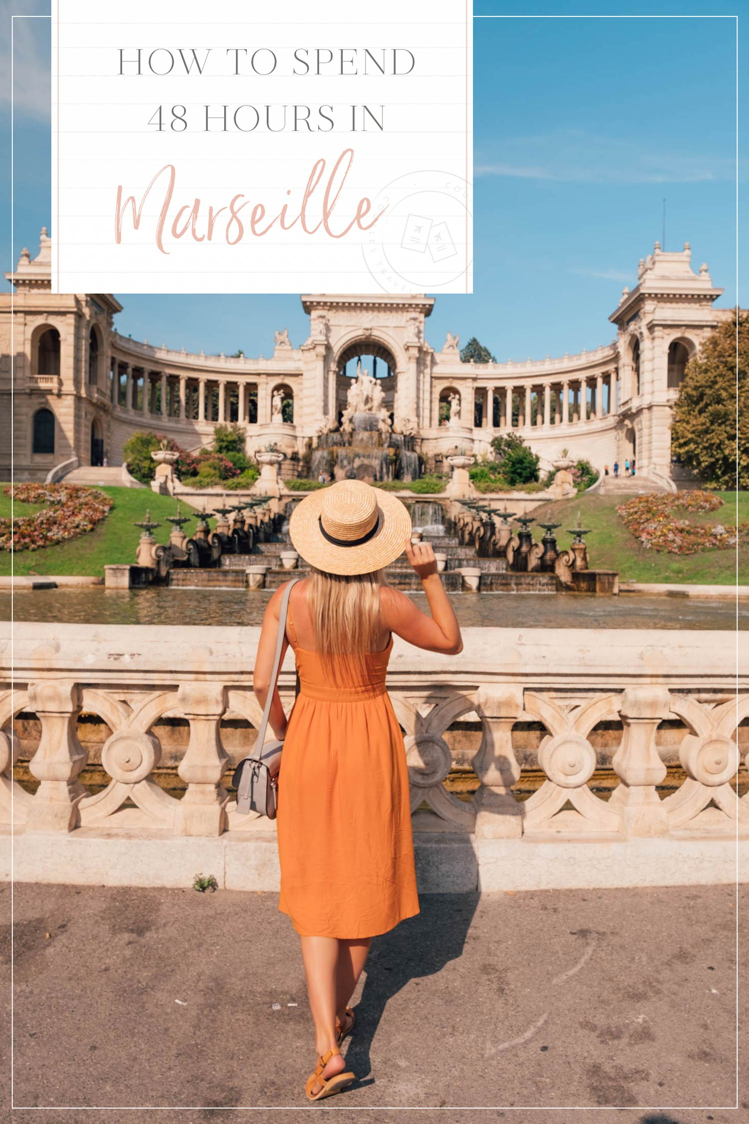How to spend 48 hours in Marseille