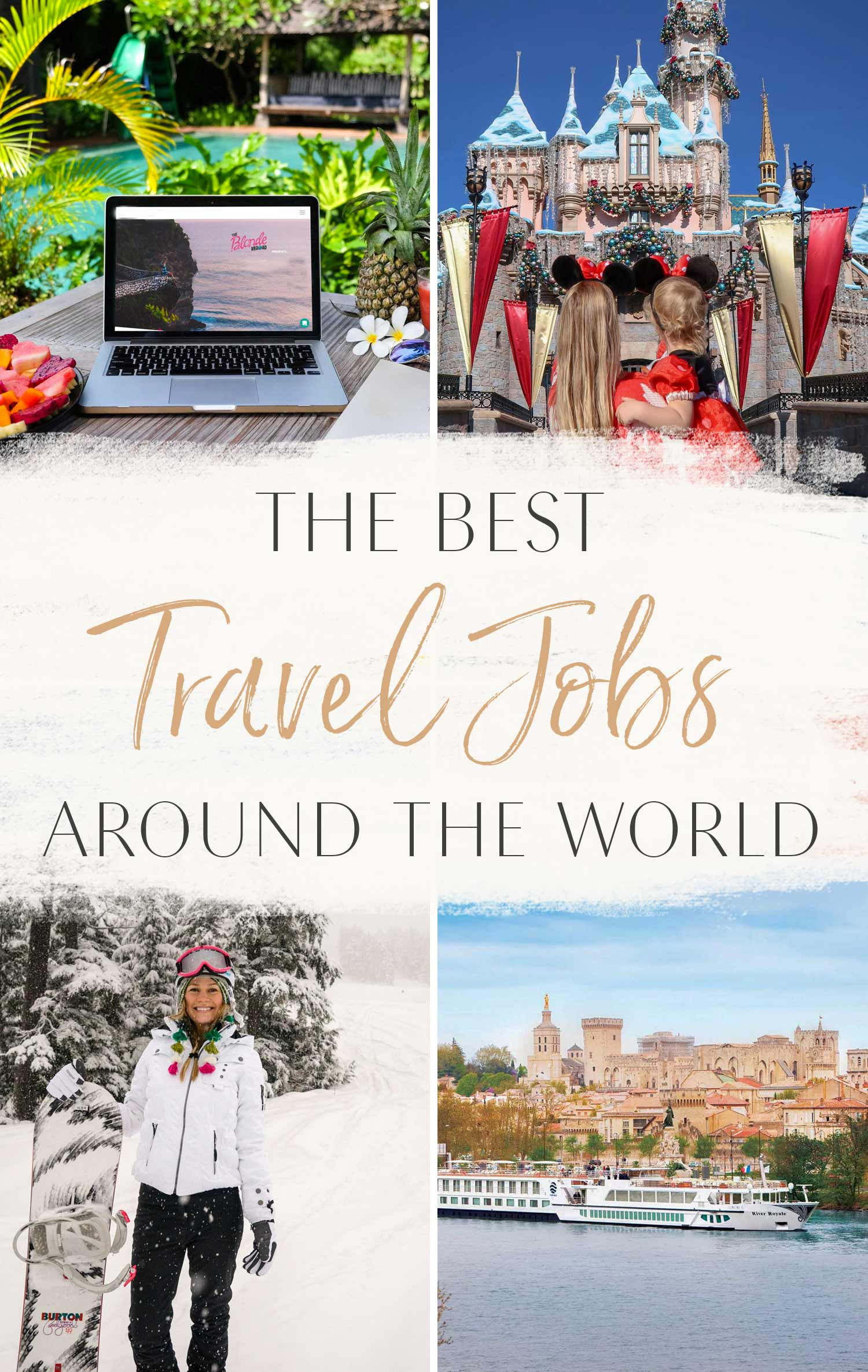 the best travel jobs around the world