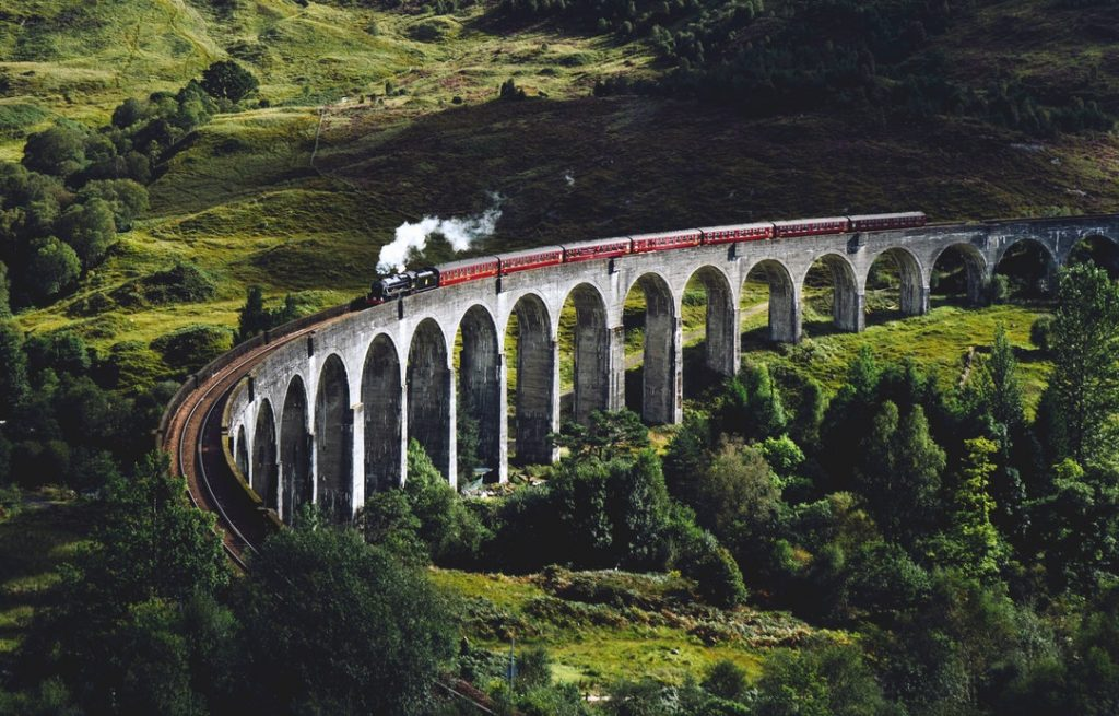 Scenic Trips by Train