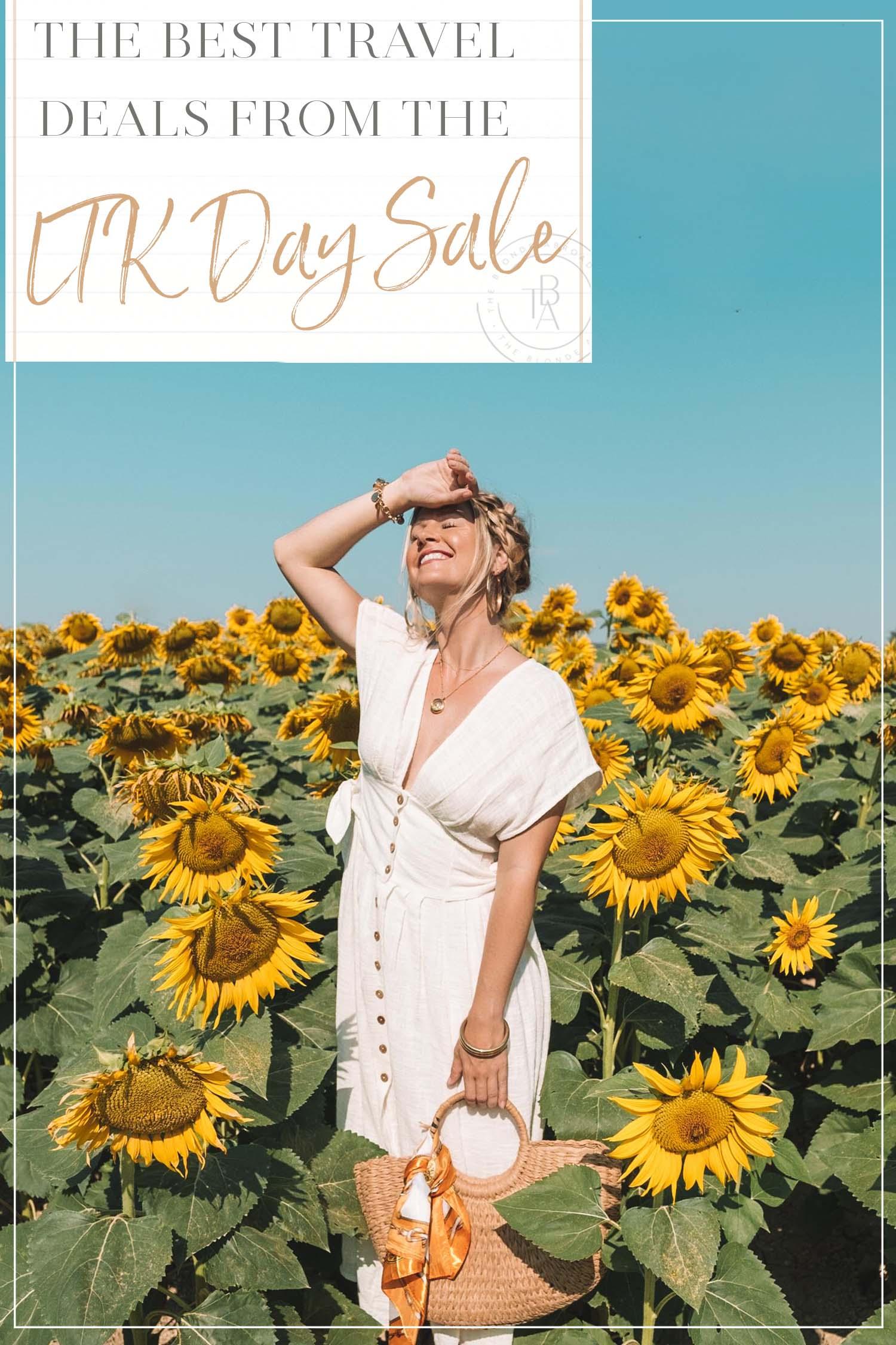 best travel deals sunflower header
