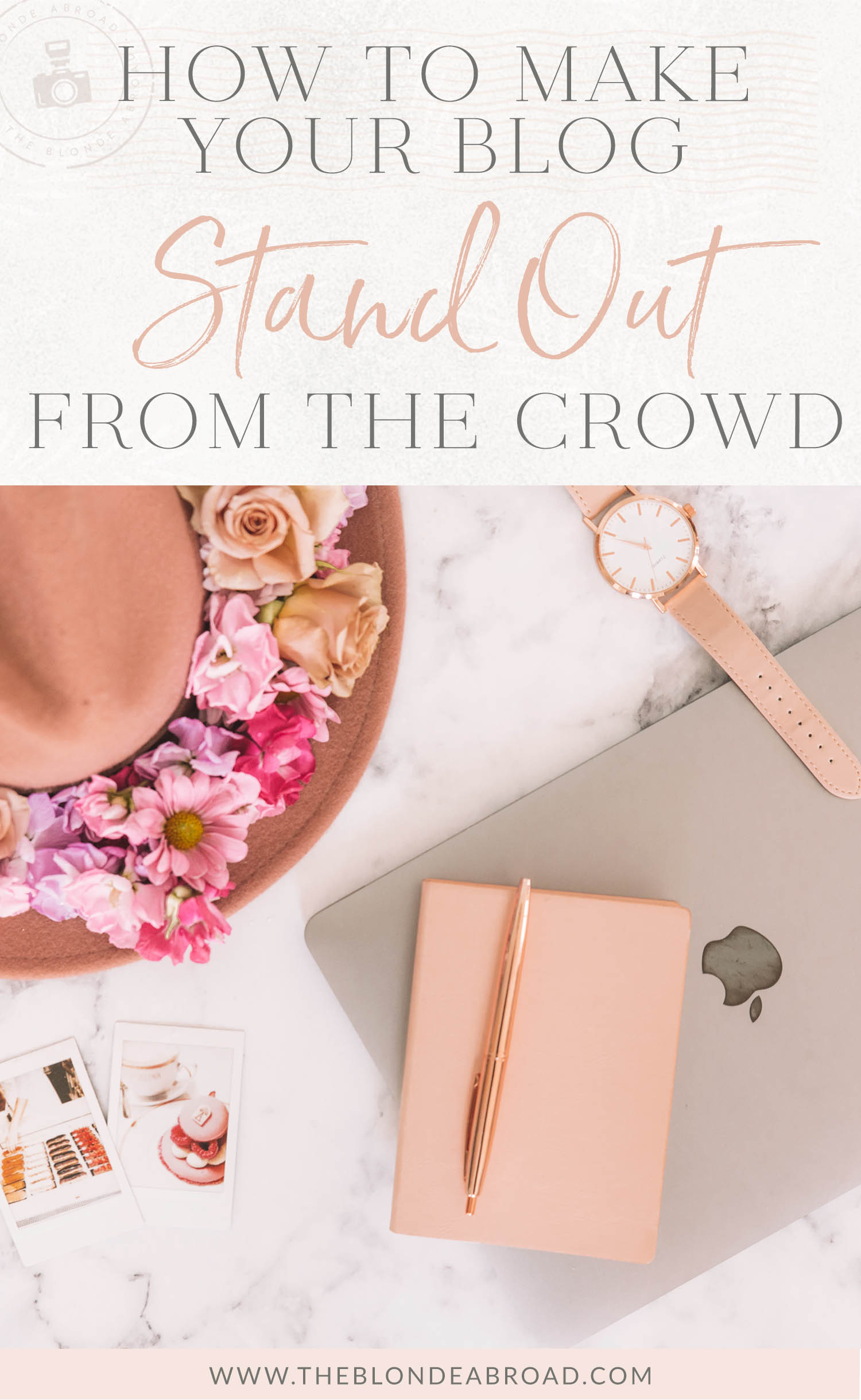 1How to Make Your Blog Stand Out from the crowd