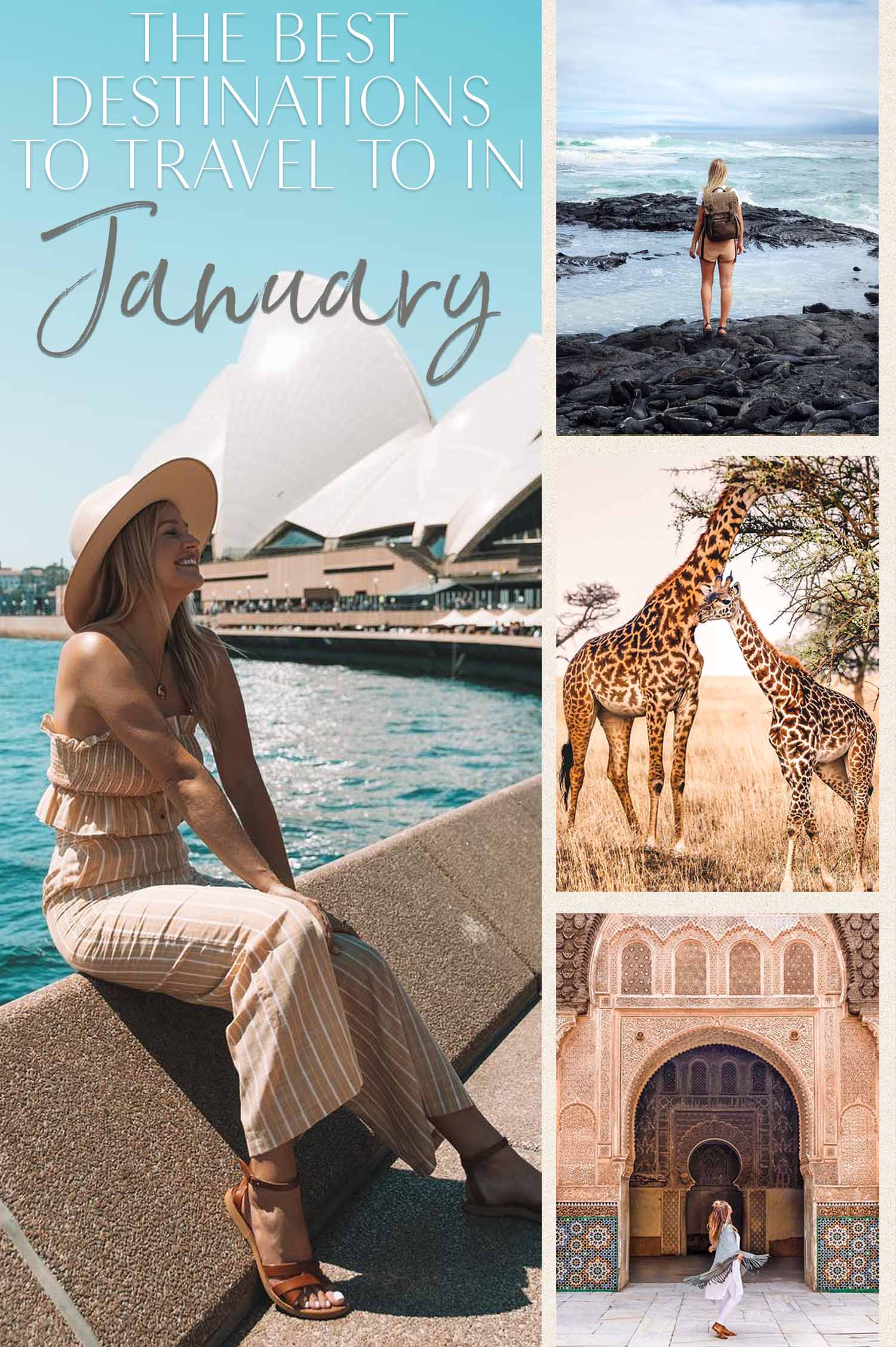 Best Destinations January
