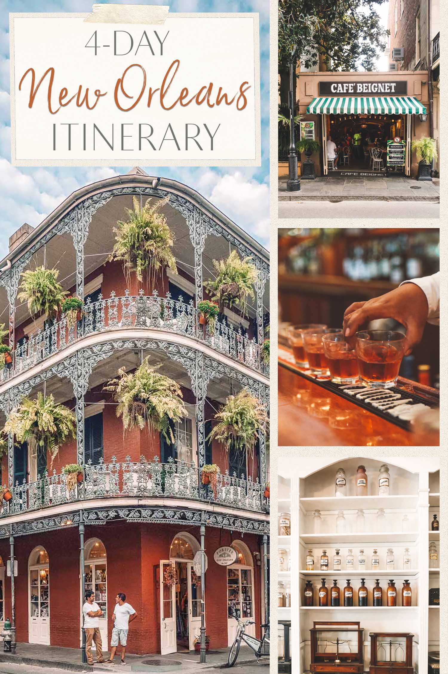 4 day new orleans itinerary1