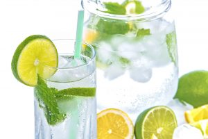 Drink water to slow skin aging