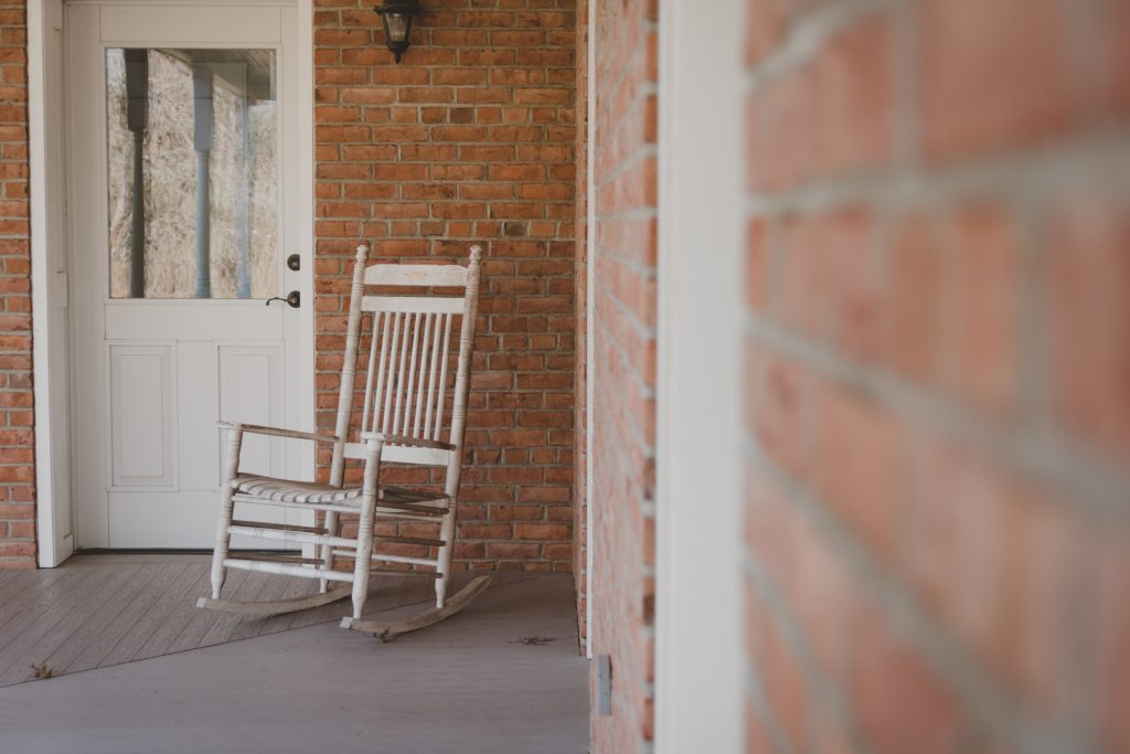 Refinish chair