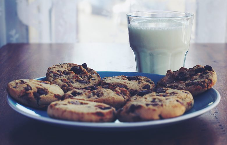 Cookie and Milk