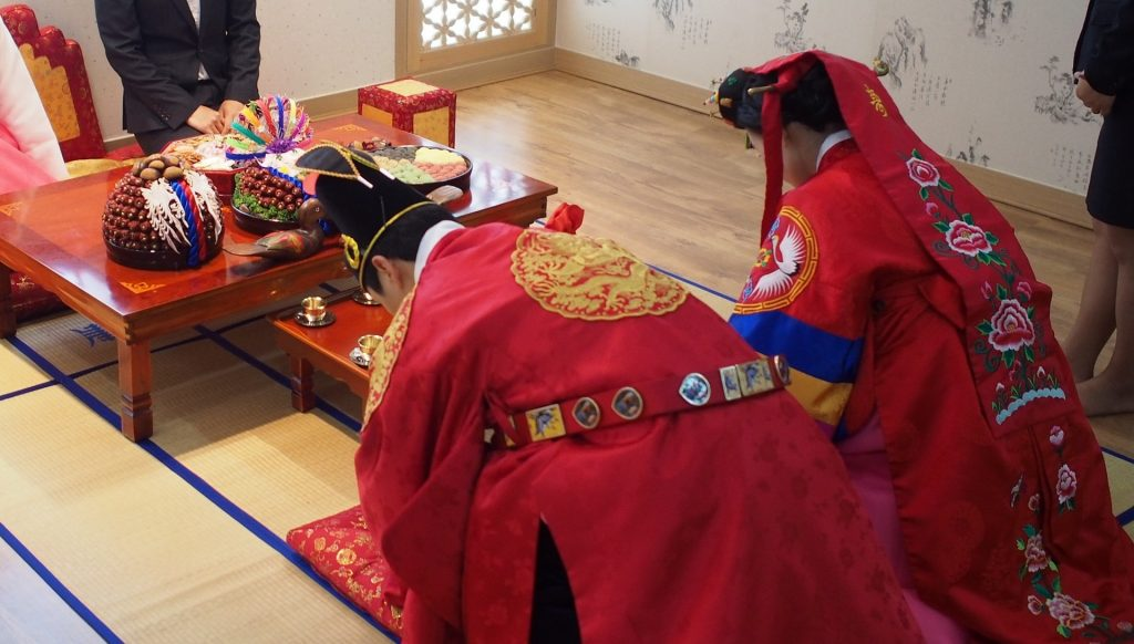 Korean marriage