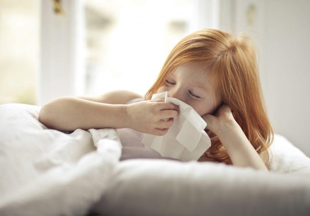 Common Cold Children's Illnesses
