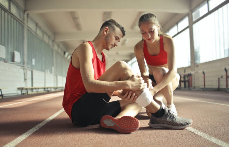 How best to treat a sports injury