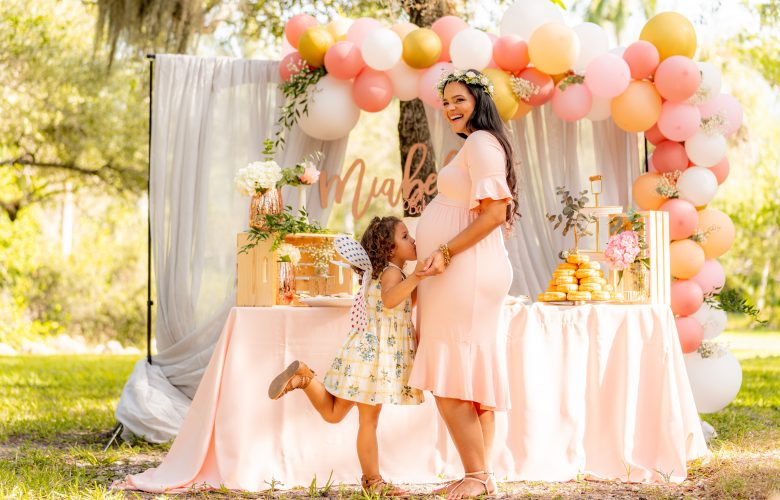 A Helpful Guide: Hosting a Socially Distanced Baby Shower