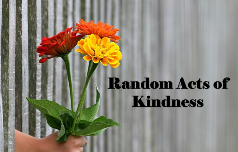 Random Acts of Kindness: How to Get Started