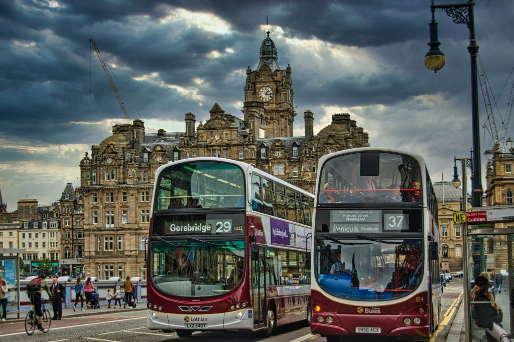 Edinburgh transportation