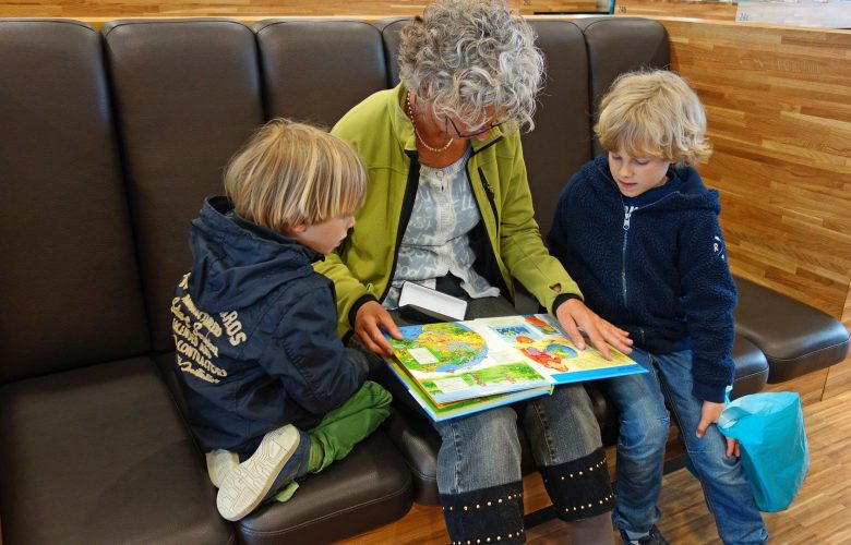 Benefits of Reading Books for Children