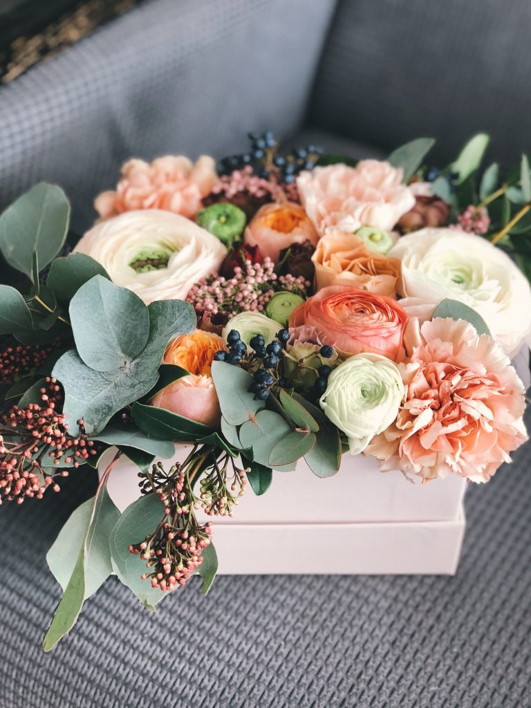 Fragrant flowers