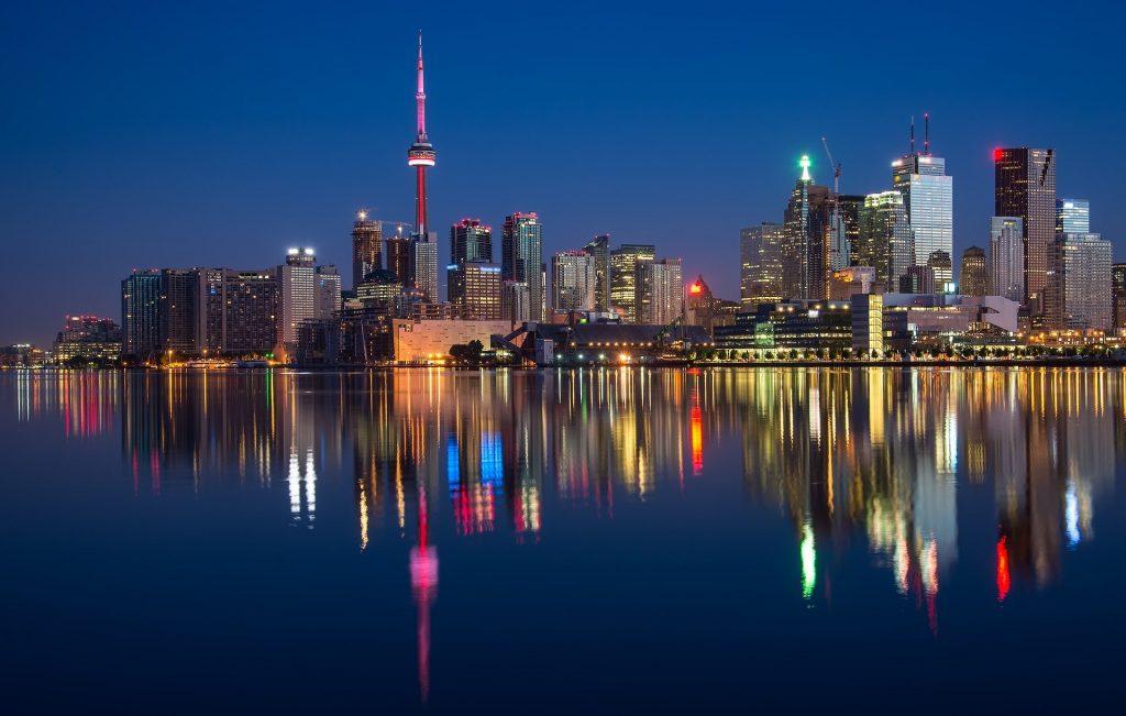 City of Ontario Canada