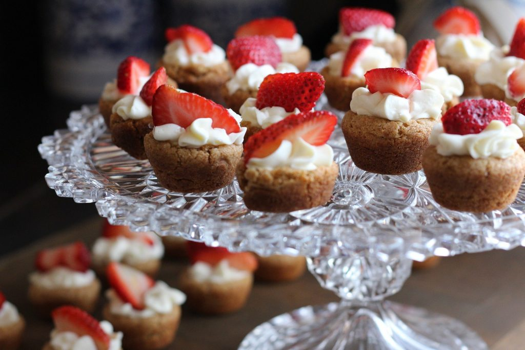 Sweet treats for wedding guests