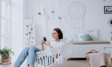 4 Spotify Playlists to De-Stress at Home