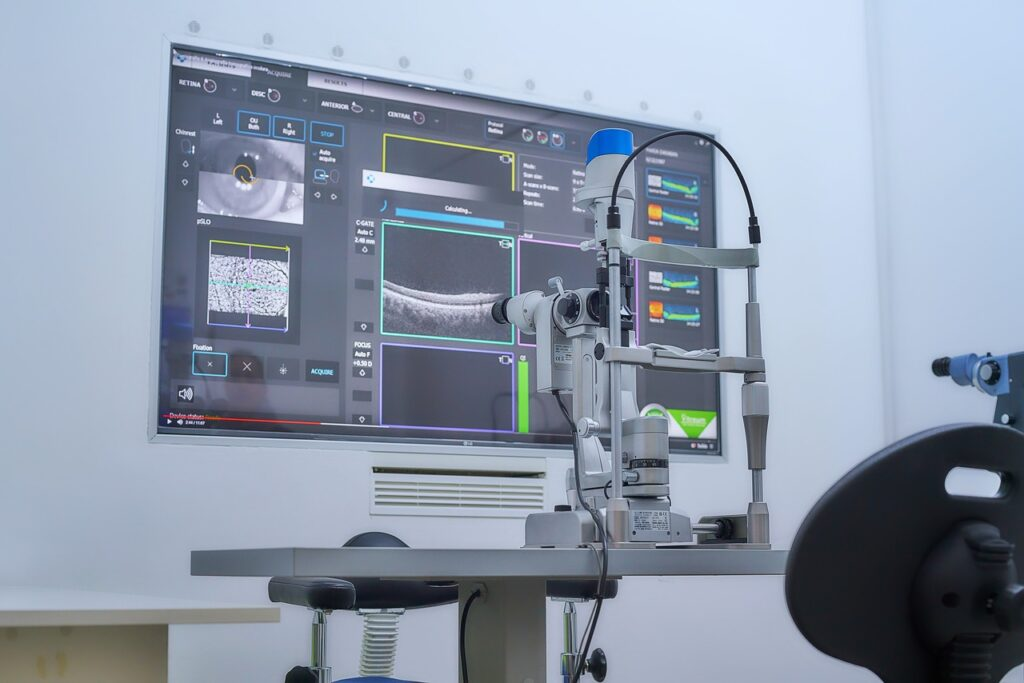 Cataract testing
