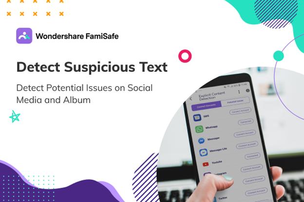 FamiSafe Detect Suspicious Text
