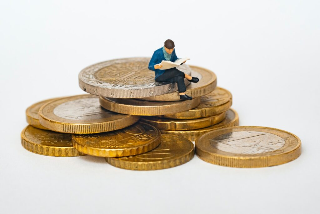 Read articles on investing